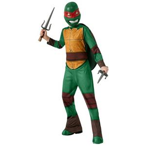 Teenage Mutant Ninja Turtles Raphael Child Costume Rubie's Size Large 12-14