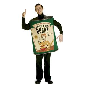 Dutch Oven Baked Beans Funny Adult Costume Pull my Finger