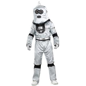Robot Child Costume Size Medium 8-10