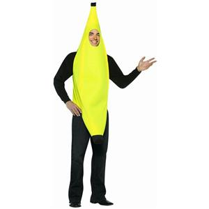 Lightweight Banana How Appealing Adult Unisex Costume