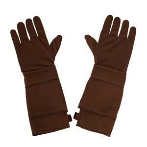 Captain America Winter Soldier Brown Retro Child Size Costume Gloves