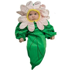 Daisy Brite Flower Bunting Infant Costume 0-9 months