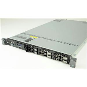 DELL PowerEdge R610 1U Server 2×Xeon Quad-Core 2.26GHz + 32GB RAM + 6×146GB RAID