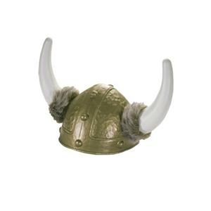 Deluxe Horned Viking Helmet Adult Size