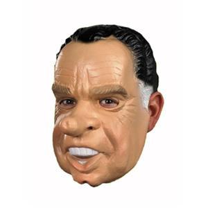 Richard Nixon Vinyl Adult Mask