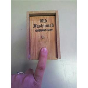 Mouse Peppermint Surprise Candy Box Gag Quality Wood