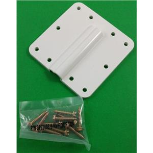 Winegard CE-2000 RV Trailer Camper Electronics Cable Entry Plate Dual