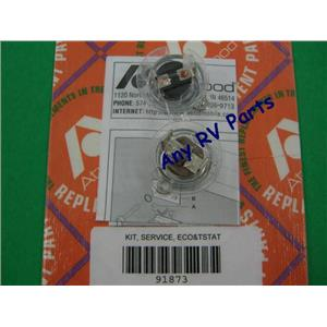 Atwood 91873 Water Heater ECO Thermostat 110V
