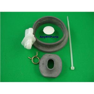 Thetford Toilet Flush Nozzle Replacement Kit 33184 White