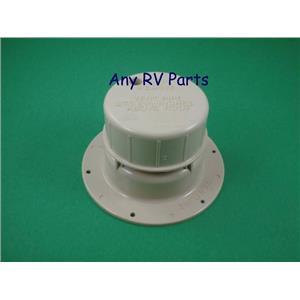 """Ventline V2049-03 Colonial White 1-1/2"""" Plastic Plumbing Vent"""