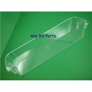 Dometic Refrigerator Door Shelf Bin Clear 2932575059