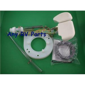 Thetford Aurora Toilet Lower Mechanism 33186 Bone