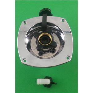Shurflo City Water Inlet Regulator Chrome 183-029-14