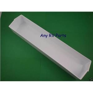 Norcold 618619 RV Refrigerator White Door Bin