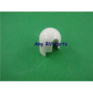 Thetford RV Toilet Bolt Cap White 31713