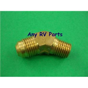 Atwood Water Heater Elbow Fitting 91347 1/4 NTP x 3/8 F