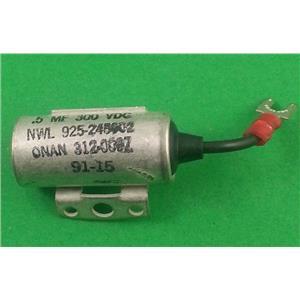 Onan RV Generator Condenser 312-0181