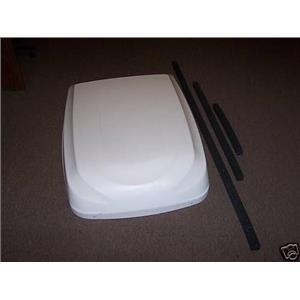 Duo Therm Penguin AC Air Shroud White 3308046014
