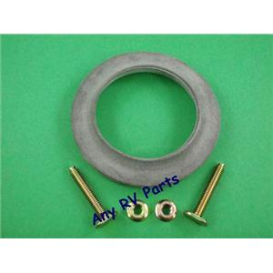 Thetford 12524 RV Toilet Bolt Package and Gasket