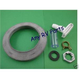 Thetford Style Plus Nozzle Kit White 34127
