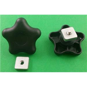 Dometic A&E 930008 Awning Travel Knob Kit Two Pack