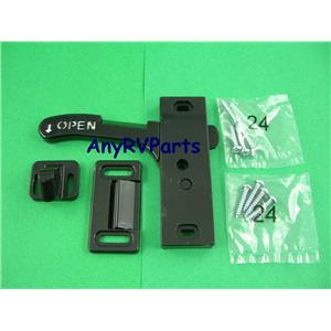 JR Products 10775 Left Hand RV Trailer Screen Door Latch