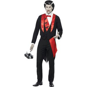 Vampire Leading Man Adult Costume Size Large