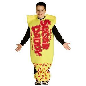 Sugar Daddy Child Costume Medium 7-10