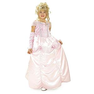 Pink Ballroom Springtime Princess Deluxe Child Costume Size Small 4-6