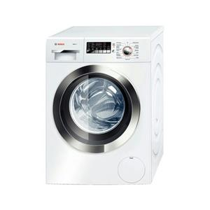 """Bosch Axxis Plus Series  24"""" White / Silver Front-Load Dryer WTB86202UC"""
