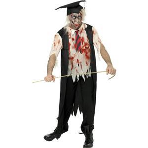 High School Horror Zombie Headmaster Adult Costume