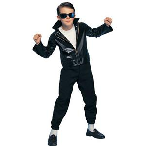 Greaser 1950's Child Costume Size Small 4-6