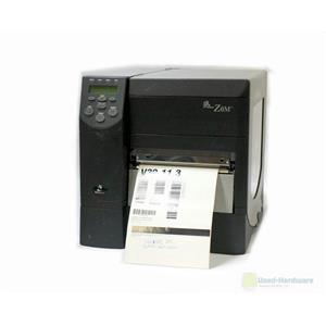 """Zebra Z6M Z6M00-0001-0000 6"""" Thermal Transfer Barcode Label Tag Printer 203DPI"""