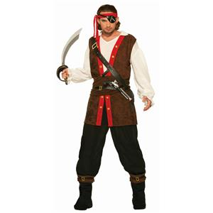 Buccaneer of the Seas Adult Costume