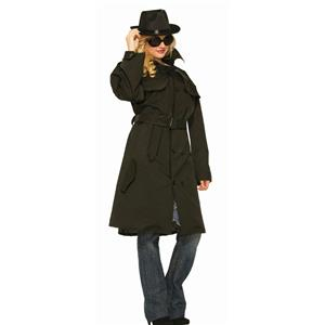 The Flasher Female Adult Costume