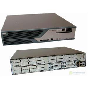 Cisco3825 Gigabit Services Router 512D/128F AdventerpriseK9 IOS 3845 2821 2851