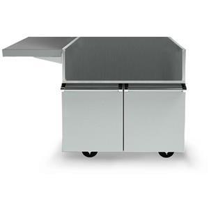 "NIB Viking 300 Series BQC1360SS 36"" Stainless Steel Cart Retail $1592.80"