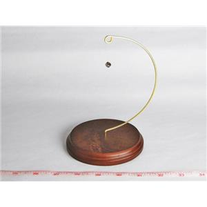 Magnetic METEORITE Display Stand   METEORITE NOT INCLUDED #10567 5o
