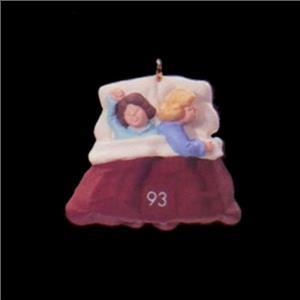 1993 The Night Before Christmas #2 - QXM5115 - SDB