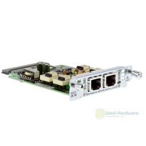 Cisco VIC3-2E/M 2-port E&M Voice Fax Interface Network Module Card
