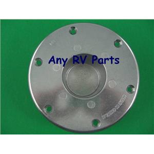 RV Motorhome Trailer Flush Table Pole Base Round Russel Products Inc. MA1112