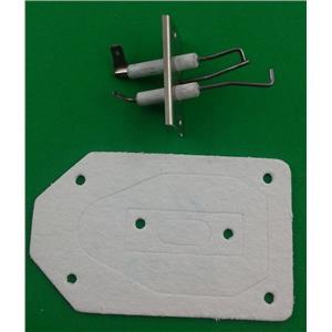 Suburban (1) 230956 & (1) 071076 RV Furnace Heater Electrode & Gasket Kit