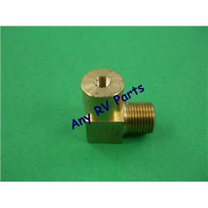 Atwood 92741 RV Water Heater Main Burner Orifice Elbow