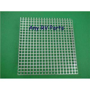 Suburban Water Heater Door Screen 030747  6 1/4 x 6 1/2