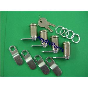 RV Storage Door Cam Lock Set Of 4