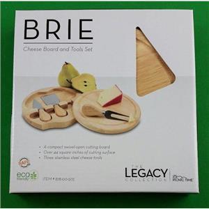 Picnic Time Brie Circular Cutting Board 878-00-505