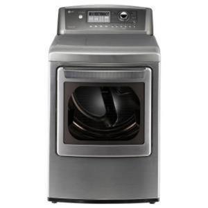 "NIB LG Steam Dryer Series DLEX5170V 27"" Electric Dryer"