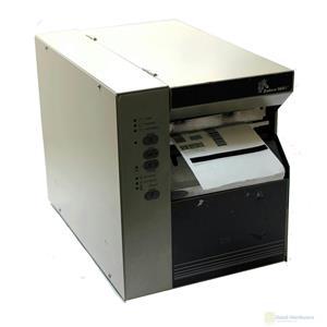 Zebra 160S 160-521-00001 Thermal Barcode Label Tag Printer Parallel 203DPI