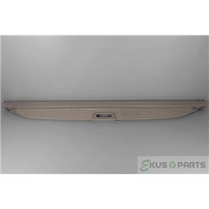 1998-2002 Subaru Forester Cargo Cover with Retractable Privacy Shade and Handle
