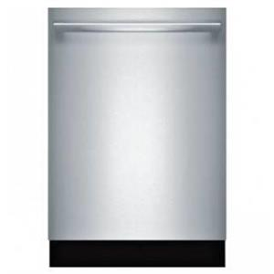"Bosch Benchmark 24"" 39 dBA 6 Wash Cycles Fully Integrated Dishwasher SHX9PT55UC"